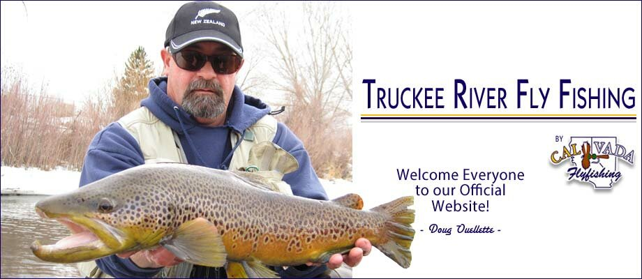 Truckee river fly fishing home for Truckee river fishing report